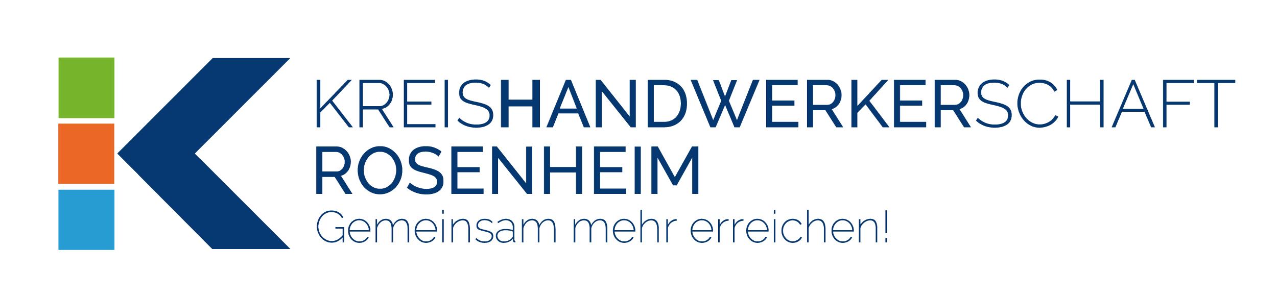 Kreishandwerkerschaft Rosenheim, Logo